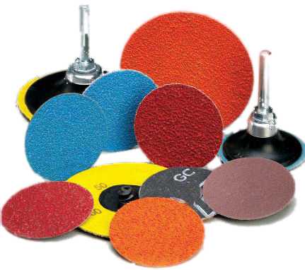 Abtec4abrasives 50mm Quick Change Discs