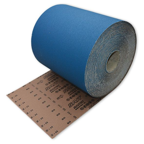Made To Measure Abrasive Cloth Rolls